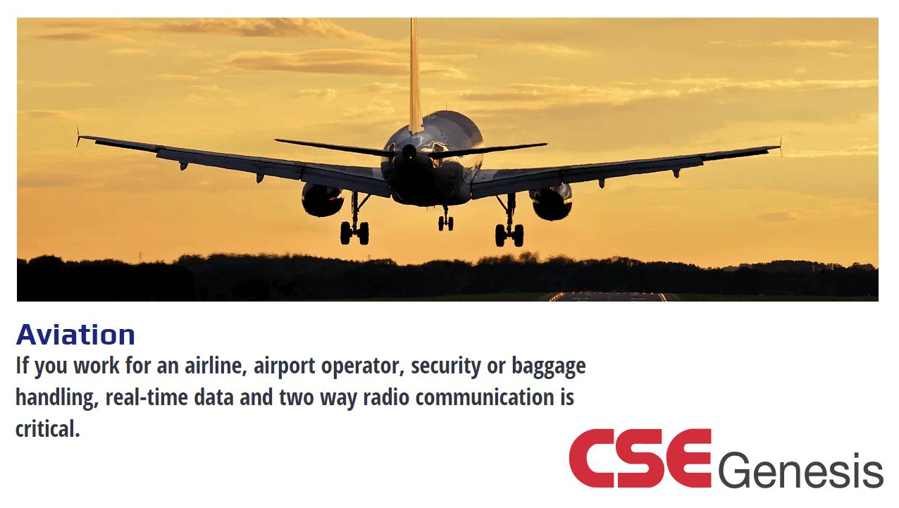 Aviation CSE Genesis