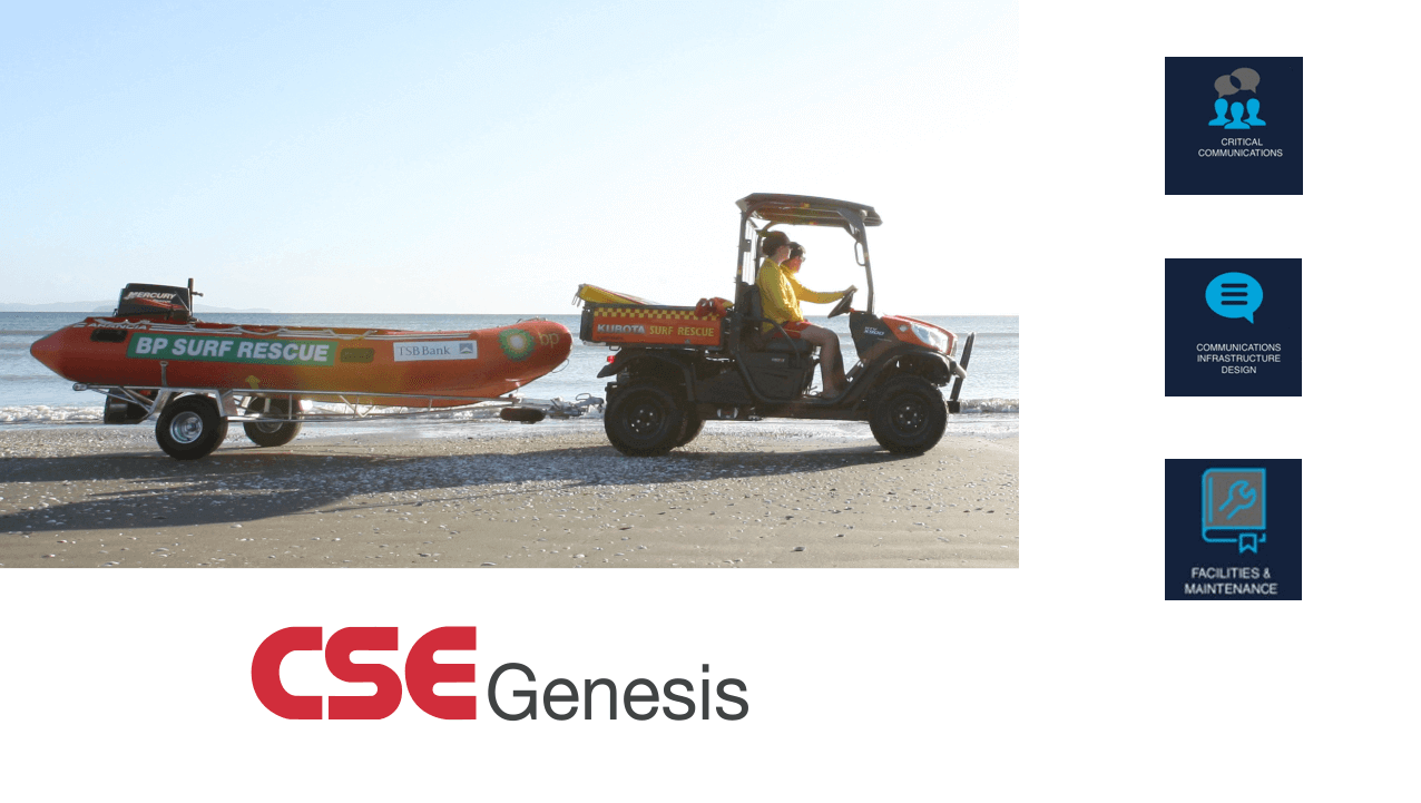 Two Way Radio CSE Genesis