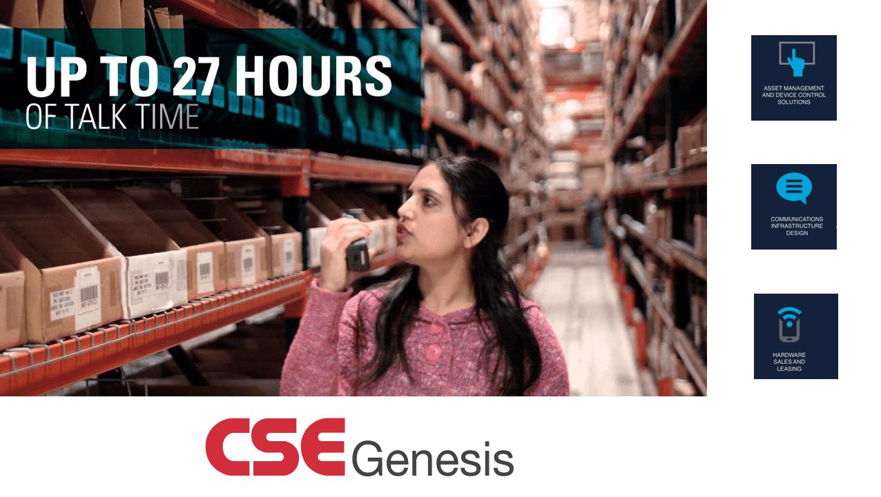 Two Way Radio Warehousing Motorola CSE Genesis