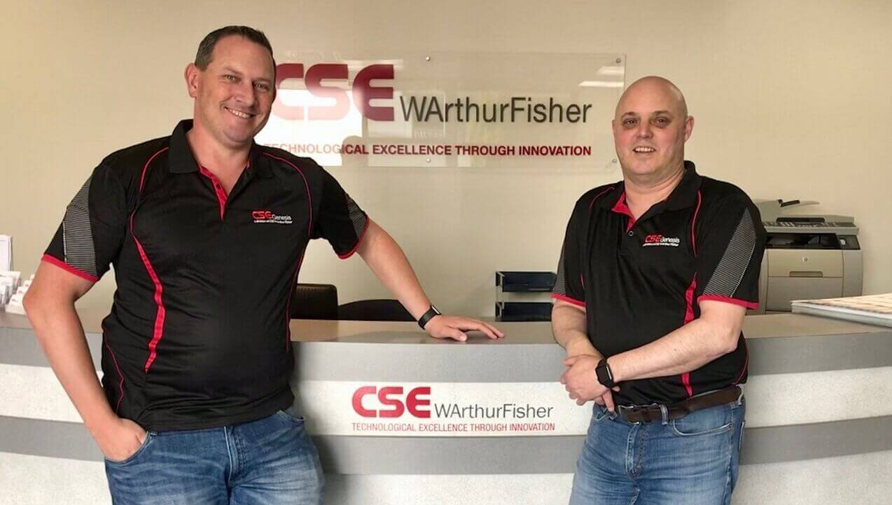New Staff CSE Genesis